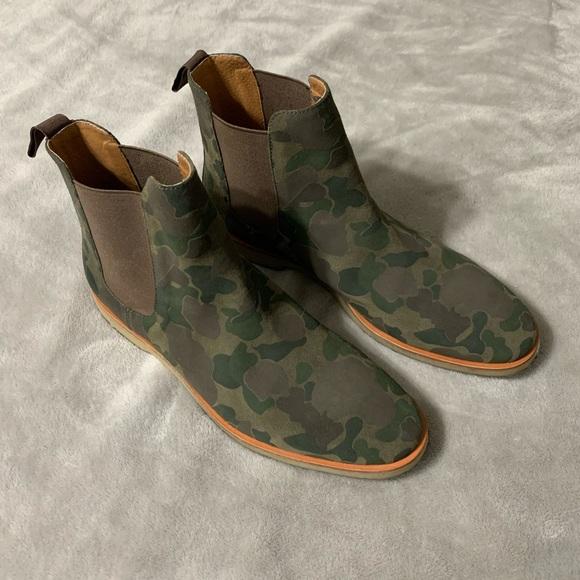 Republic Camo Chelsea Boots | Poshmark